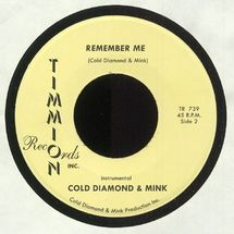 Carlton Jumel Smith / Cold Diamond & Mink - Remember Me