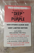 Deep Purple - Whoosh! (LP+DVD) [2LP+DVD]
