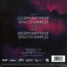 """DJ T-Kut - Skratch Practice Vol. 2 (Neon Yellow) [7""""]"""