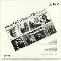 Johnny Cash - Greatest Hits, Volume 1