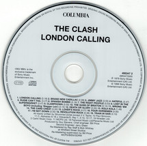 The Clash - London Calling [CD]