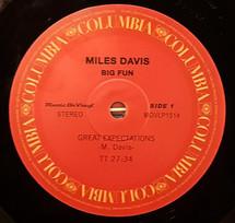 Miles Davis - Big Fun [2LP]