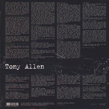 Tony Allen - HomeCooking [2LP]