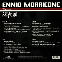 Ennio Morricone - Themes - Psycho [2LP]