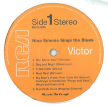Nina Simone - Sings The Blues [LP]