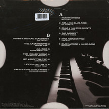 VA - The Exciting & Dynamic Sounds of the Hammond B3 [LP]