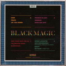 Jose James - Blackmagic (10th Anniversary Edition/ 180g 2LP+MP3)