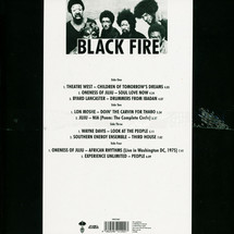 VA - Soul Love Now: The Black Fire 1975-1993
