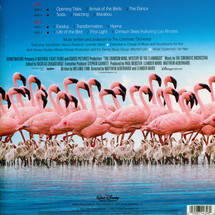 The Cinematic Orchestra - The Crimson Wing: Mystery ofthe Flamingos RSD