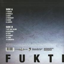 Jimmy Urine / Serj Tankian - Fuktronic RSD