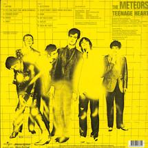 The Meteors - Teenage Heart (Coloured Vinyl) RSD