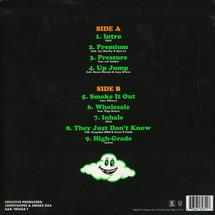 Smoke Dza - World Wide Smoke Session [LP]