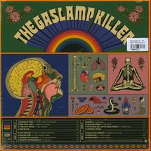 "The Gaslamp Killer - Heart Math (Gatefold Cover / Red & Blue Vinyl) [2x10""]"