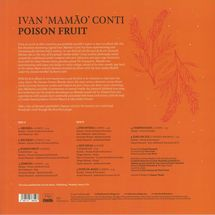 "Ivan Conti - Poison Fruit (Grey Splattered LP+7"") (RSD)"
