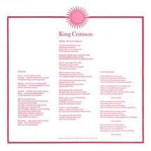 King Crimson - Larks