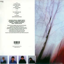 The Cure - Seventeen Seconds - Picture Disc (RSD)
