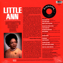 Little Ann - Detroit