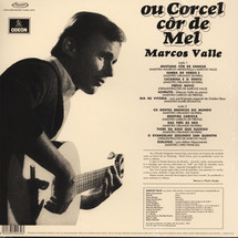 Marcos Valle - Mustang Cor De Sangue (180g) [LP]