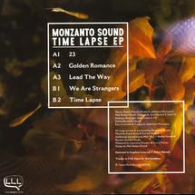 Monzanto Sound - Time Lapse EP
