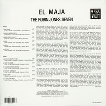 Robin Jones Seven - El Maja