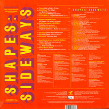 VA - Shapes: Sideways (2LP+MP3)