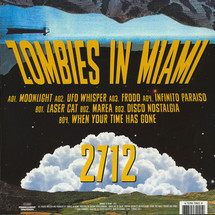 Zombies In Miami - 2712 (LP+MP3) [LP]