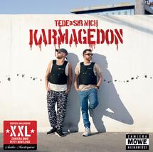 TEDE - Karmagedon XXL BLACK