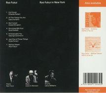 Ryo Fukui - In New York