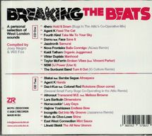 VA / Joey Negro / Will Fox - Breaking The Beats: West London Sounds