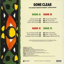 Manu Dibango - Gone Clear (Gatefold Cover)