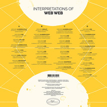 VA / Web Web - Interpretations Of Web Web (2LP+MP3)