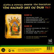 Alpha & Omega - The Sacred Art Of Dub, Vol.1 (White Vinyl Edition) (RSD) [LP]