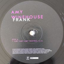 Amy Winehouse - Frank (Half Speed Mastering) [2LP]