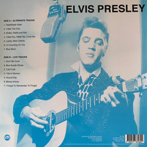 Elvis Presley - The Rock & Roll Collection FORGOTTEN ALBUM (Blue, Red, Yellow, Green & Orange Vinyl) [LP]