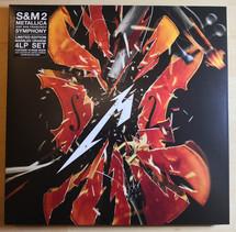 Metallica - S&M2 (Orange Marbled Vinyl) [4LP]