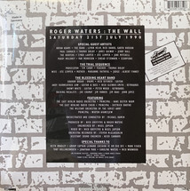 Roger Waters - The Wall - Live In Berlin 1990 (RSD)