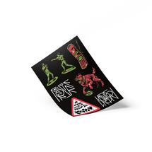Lordofon - Koło - pakiet stickerów