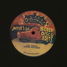 "Jamie 3:26 - Sober Disco Edits [12""]"