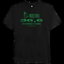 "Miętha - Bilet ""Miętha 36,6 Live Experience"" + T-Shirt [pakiet]"