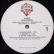 Prince - Controversy [LP]