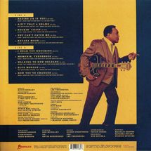 George Benson - Walking To New Orleans - Remembering Chuck Berry And Fats Domino
