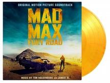 Tom Holkenborg - Mad Max: Fury Road (OST) (Flaming Vinyl) [2LP]