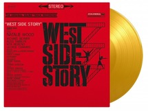 Leonard Bernstein - West Side Story (OST) (Yellow Vinyl) [2LP]