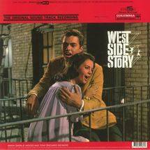 Leonard Bernstein - West Side Story (OST) (Yellow Vinyl)