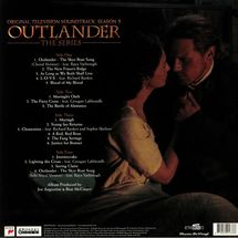 Bear McCreary - Outlander: The Series Season 5 (OST) (Flaming Vinyl) [2LP]