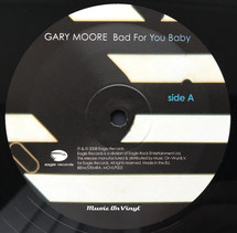 Gary Moore - Bad For You Baby [2LP]