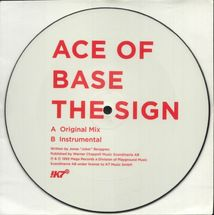 """Ace Of Base - The Sign (RSD) [7""""]"""