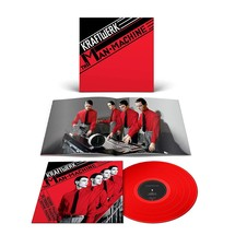 Kraftwerk - The Man-Machine (Red Vinyl) English Version
