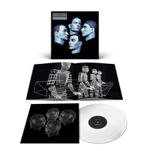 Kraftwerk - Techno Pop (Silver Vinyl) German Version