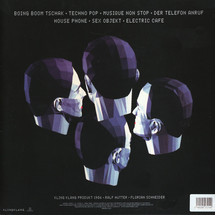Kraftwerk - Techno Pop (Silver Vinyl) German Version [LP]